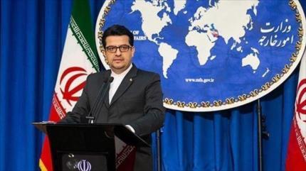 Irán insta a Europa a dejar su postura tibia frente a EEUU