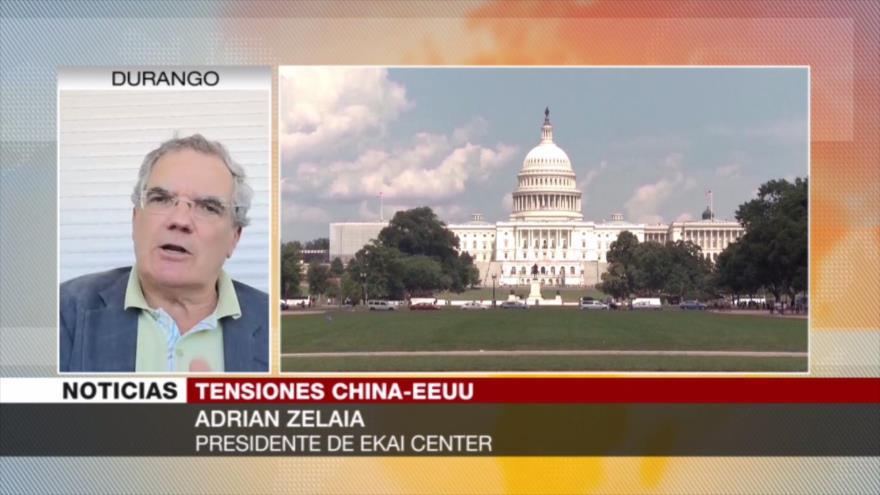 """""""Tensiones China-EEUU causarán un enfrentamiento bélico directo"""""""