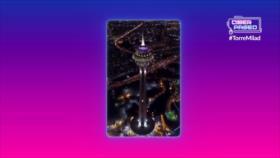 Ciberpaseo: Torre Milad, 6.ª torre de comunicaciones más alta del mundo