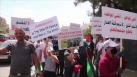 Pacto nuclear. Expansionismo israelí. Protestas contra Netanyahu - Exprés: 19:30 - 13/07/2020