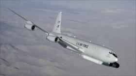EEUU envía un avión espía para vigilar la costa sureña de China