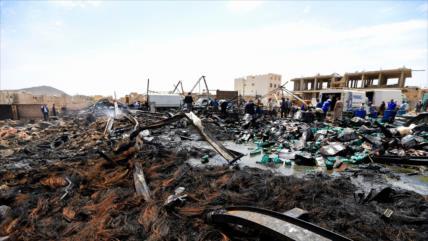 ONU: Ataques saudíes a Yemen dejan 1000 civiles muertos en 6 meses