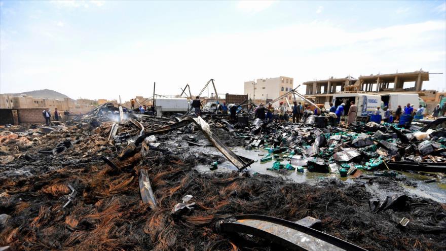 ONU: Ataques saudíes a Yemen dejan 1000 civiles muertos en 6 meses   HISPANTV