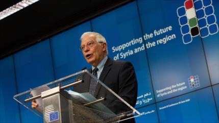 La UE urge a salvar pacto nuclear frente a violación de EEUU