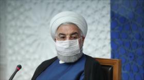 Rohani considera una 'gran victoria' gestionar el país sin petróleo