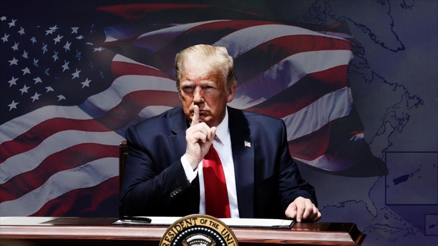 Trump vuelve a desatar indignación en colonia caribeña de EEUU