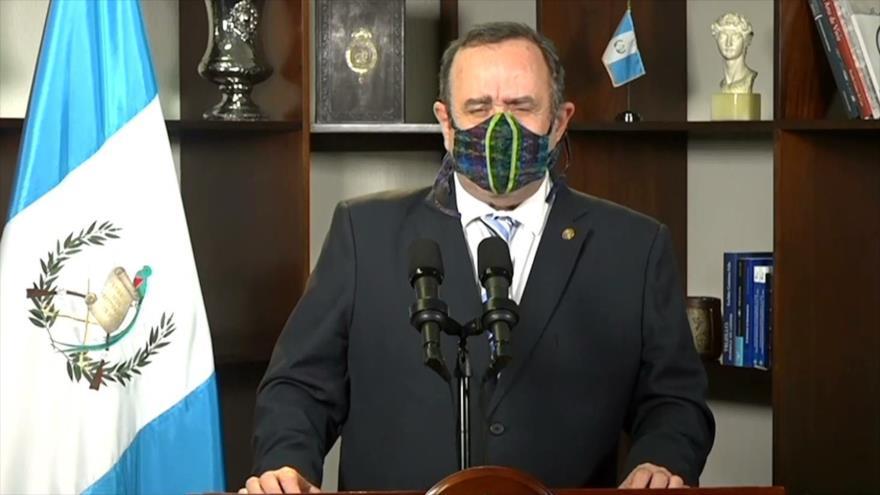 Guatemala implementará un sistema contra la COVID-19