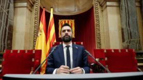 Un líder catalán acusa a Madrid de espiarle con 'spyware' israelí