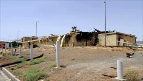 """Instalación nuclear de Natanz no sufrió daños tras un """"incidente"""""""