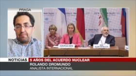 'Inmovilidad política ante pacto nuclear le va a costar caro a UE'