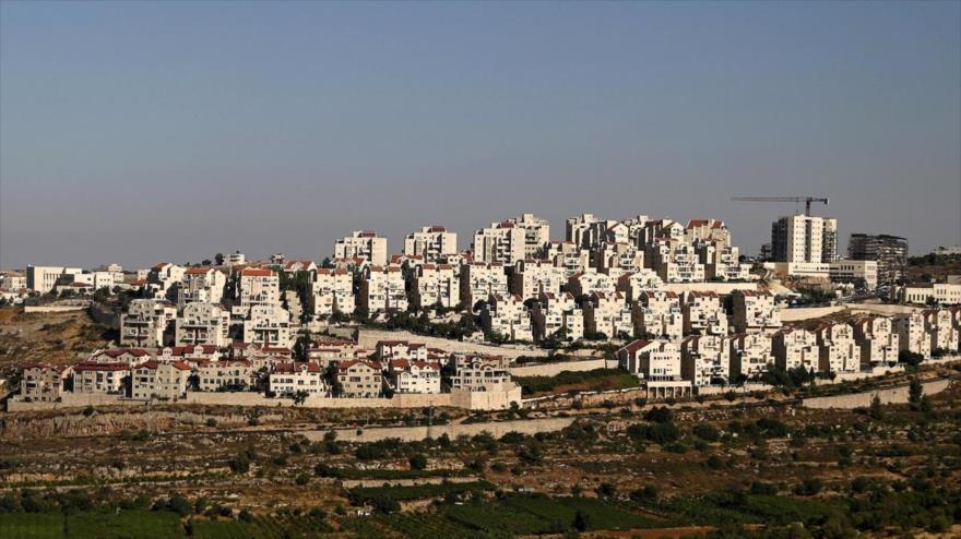 Vista general del asentamiento israelí de Efrat, en Cisjordania, 30 de junio de 2020. (Foto: Reuters)