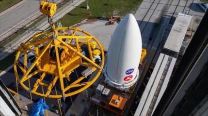 NASA enviará robot cazador de microbios a Marte en dos semanas