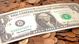 EEUU alcanzó en junio déficit presupuestario récord por COVID-19