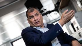 Correa denuncia intentos para eliminar a su partido en Ecuador