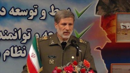 Irán afirma que las sanciones no han afectado su progreso defensivo