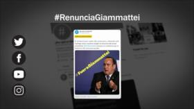 Etiquetaje: Crisis en Guatemala: piden la renuncia de Giammattei