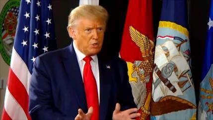 Trump promete reforma migratoria para ganarse el voto latino