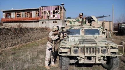 EEUU anuncia su retiro de 5 bases militares en Afganistán