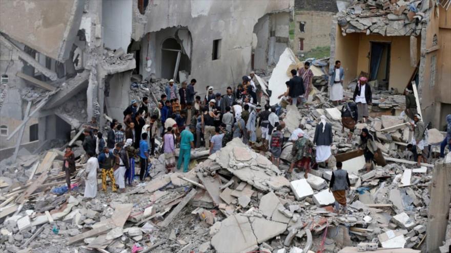 Vídeo: Al menos 25 muertos en ataque saudí a una boda en Yemen