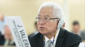 """Venezuela rechaza informe de Bachelet y lo tacha de una """"imposición"""""""