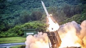 Taiwán realiza maniobras militares anuales con fuego real