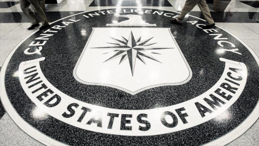 La Oficina de la Agencia Central de Inteligencia (CIA, por sus siglas en inglés) de EE.UU. en Washington, capital estadounidense.