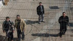 Liga Árabe denuncia negligencia de Israel contra presos palestinos