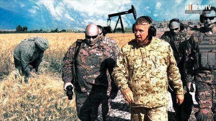 Verdad oculta detrás de la visita del jefe de Centcom a Siria