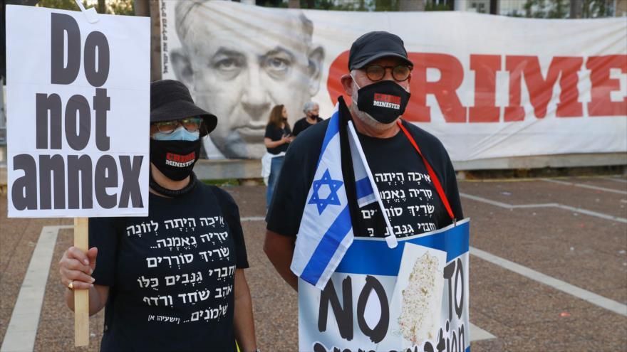 Analistas: Israel, al borde del colapso económico y sanitario | HISPANTV