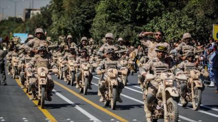 Irán desarticula grupúsculo terrorista vinculado a MKO en el sur