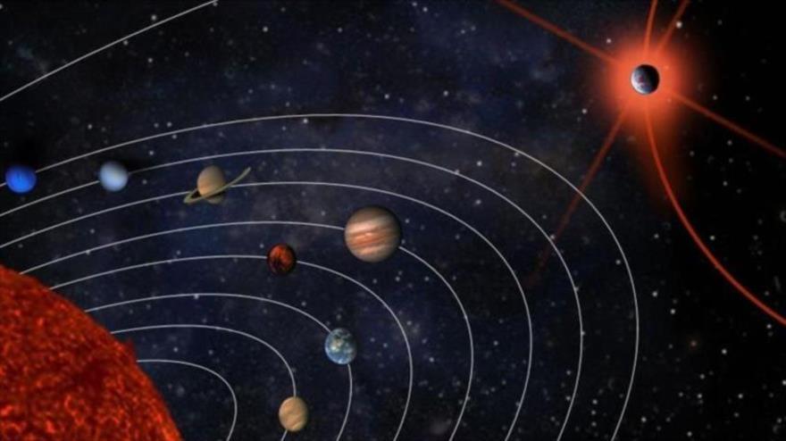 Este fin de sema cinco planetas serán visibles sin telescopio.