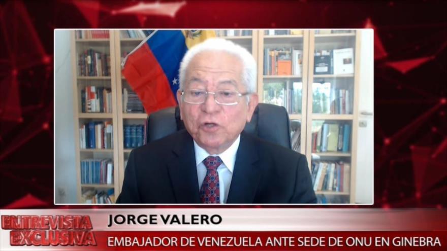 Embajador venezolano: Valiente Irán no se rinde a chantaje de EEUU
