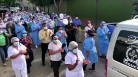 Aumenta la cifra de médicos fallecidos por COVID-19 en Honduras