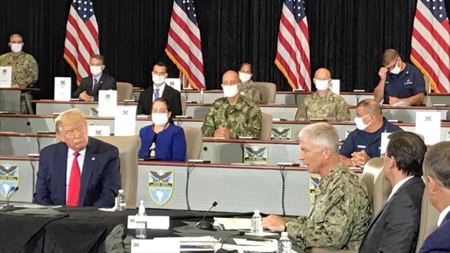 Venezuela repudia tutelaje de EEUU en militares de Brasil y Colombia