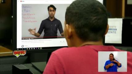 Año escolar reinicia con clases a distancia en Panamá