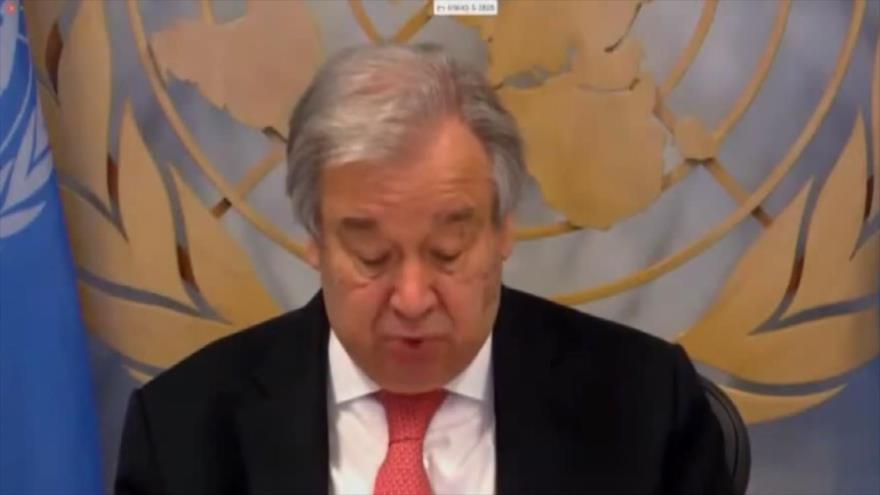 La ONU aboga por multilateralismo para superar la crisis sanitaria