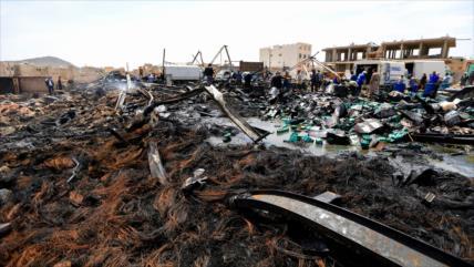 """Riad viola su propia """"tregua"""" y lanza nuevos ataques contra Yemen"""