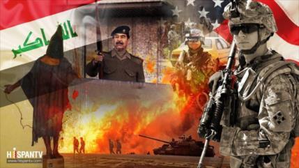 Crímenes de guerra de EEUU en Irak; torturas en Abu Ghraib