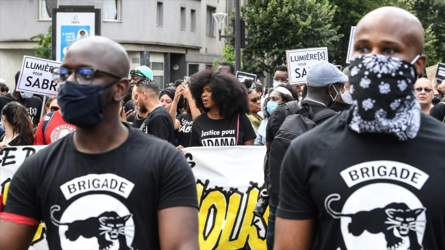 Calles de Francia, escenario de protestas contra violencia policial