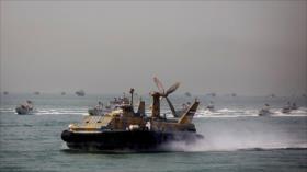Irán no permitirá a los enemigos pasear por sus aguas territoriales