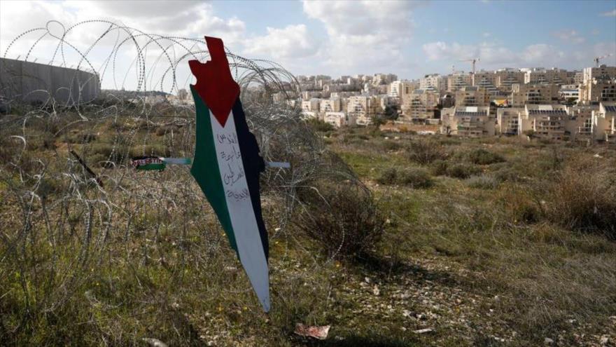 Resistencia: Eliminar a Palestina de mapas es violación de leyes | HISPANTV