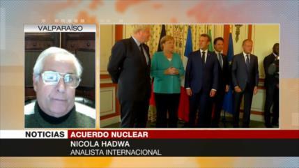 Hadwa: Europa no tiene la intención de salvar el pacto nuclear