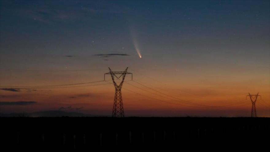 Vídeo: Meteorito ilumina cielo de varias ciudades de México