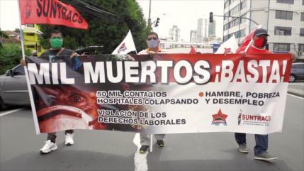 Panamá lidera contagios por millón de habitantes en la región