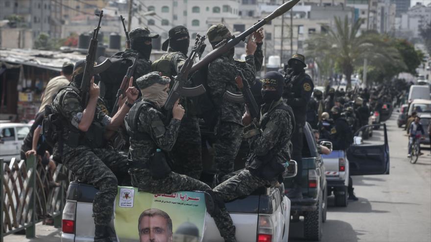 Palestina recuerda a Israel la derrota en 2014: la podemos repetir