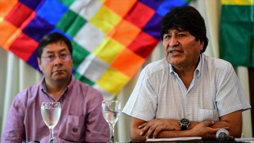 MAS denuncia campaña de presión al TSE para su inhabilitación | HISPANTV