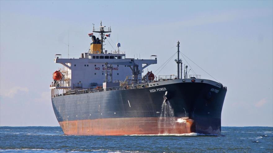 El petrolero Brizo se dirige al puerto yemení de Al-Hudayda, en el sur del mar Rojo.