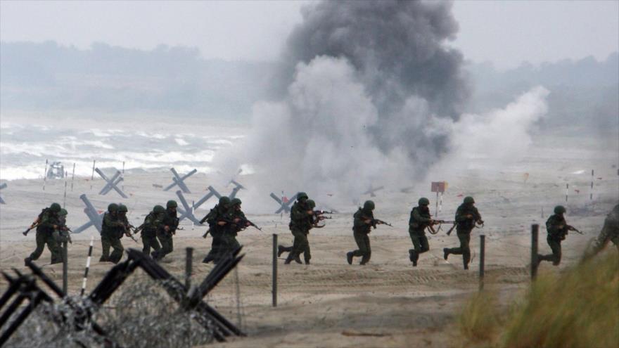 Vídeo: Vean ensayos militares sorpresa de las FFAA de Rusia