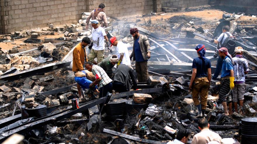 Yemen, la carnicería humana de Arabia Saudí ante una ONU callada | HISPANTV