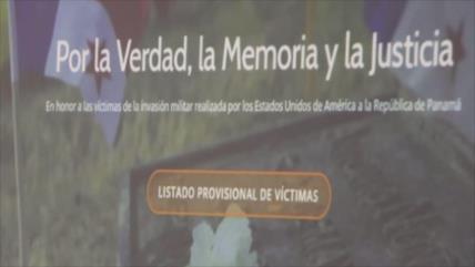 Panamá prorroga 12 meses la investigación sobre invasión de EEUU